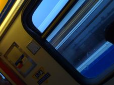 Free Blue Blurry Skyte - Roland In Vancouver &x28;375&x29; Royalty Free Stock Photography - 87312177