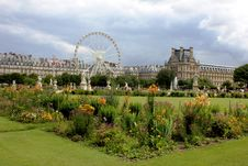 Free Jardin Des Tuileries Stock Photography - 87312192