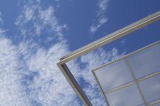 Free Cloud, Sky, Window, Azure Royalty Free Stock Photography - 87312307
