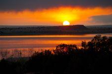 Free Road Trip: Santa Rosa Lake Royalty Free Stock Photos - 87313558