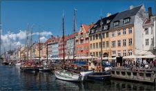 Free Nyhavn, Copenhagen Royalty Free Stock Images - 87313949