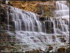 Free Albion Falls, Hamilton Ontario Stock Images - 87314014