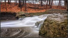 Free Sawmill Creek, Mississauga Royalty Free Stock Photography - 87314107
