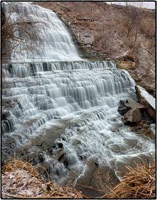 Free Albion Falls, Hamilton, Ontario Royalty Free Stock Image - 87314186