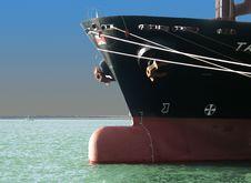 Free Ship Bow Royalty Free Stock Photo - 87314335