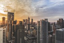 Free View Of High Rise Buildings During Day Time Royalty Free Stock Images - 87316689