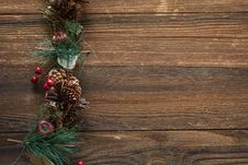 Free Christmas Background Royalty Free Stock Photography - 87318207