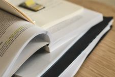 Free Close Up Of Photo Of Books Stock Photos - 87321673