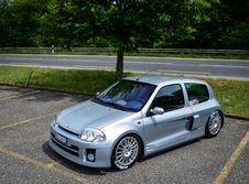 Free Clio V6 Stock Photography - 87379422