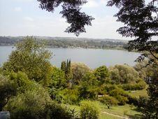 Free Lago Di Bracciano Stock Image - 87379541