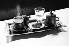 Free Turkish Coffee Royalty Free Stock Photography - 87379987