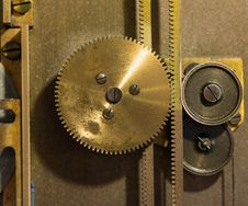 Free Gears On Tide Predicting Machine No. 2 Stock Image - 87380151