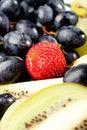 Free Assorted Fresh Fruits Background Royalty Free Stock Photos - 8743378
