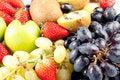 Free Assorted Fresh Fruits Background Stock Image - 8743381