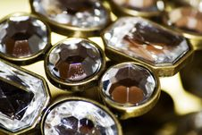 Free Diamond Bangle Stock Photography - 8741702