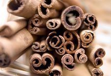 Free Cinnamon Sticks Stock Image - 8741801