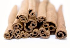 Free Cinnamon Sticks Stock Image - 8741831
