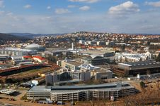 Free Czech Republic, Brno Exhibitions Centre Royalty Free Stock Photography - 8743347