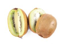 Free Sliced Ripe Kiwi Royalty Free Stock Image - 8743376