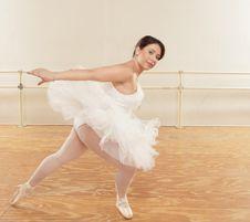 Free Ballet Dancer Stock Images - 8743434