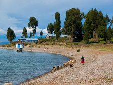 Free Tiiticaca Lake Stock Image - 8743471