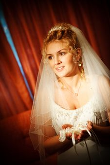 Free Bride And Light Royalty Free Stock Photos - 8745288