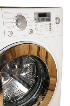 Free Washing Machine Stock Photo - 8745330