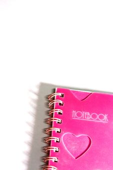 Free Back To School Notebook And Pencil Royalty Free Stock Image - 8745986