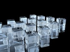 Free Ice Cube Stock Photos - 8746943