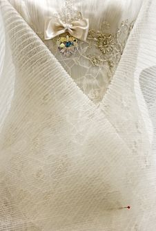 Free Wedding Dress Stock Photos - 8747143