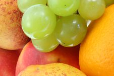 Free Summer Fruits. Royalty Free Stock Photography - 8747507