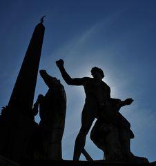 Free Rome, Piazza Del Quirinale Royalty Free Stock Photo - 8747855
