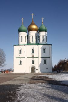 Free Old Russian Church Stock Photos - 8748553