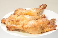 Free Fried Chicken Legs Stock Images - 8748644
