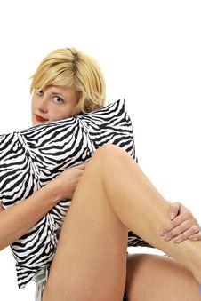 Free Bikini Fashion Model Stock Photos - 8748803