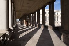 Free Greenwich University Exterior Stock Photography - 8749312