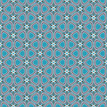 Free Blue Retro Star Pattern Stock Images - 8758054