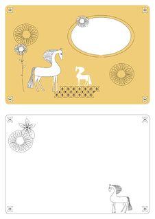 Graphic Design Set Royalty Free Stock Image