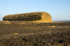Free Haystack In The Field Stock Photos - 8753543