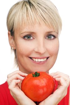 Free Tomato Royalty Free Stock Photography - 8753867