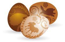 Free Easter Eggs Stock Photos - 8755173