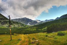 Rila Mountains Stock Photography