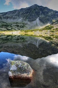 Free The Glacial Lake In Rila Stock Photo - 8755460