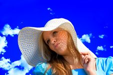Free Hat Royalty Free Stock Photography - 8755937