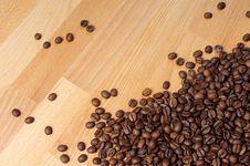 Free Coffee Beans Royalty Free Stock Photos - 8756058