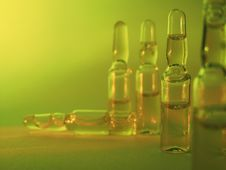 Free Colored Vials Stock Photo - 8757010