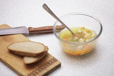 Free Soup Stock Images - 8757404