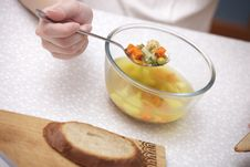Free Soup Stock Photography - 8757522