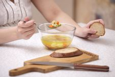 Free Soup Royalty Free Stock Images - 8757599