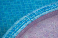 Free Abstract Swimming Pool Royalty Free Stock Photography - 8757907